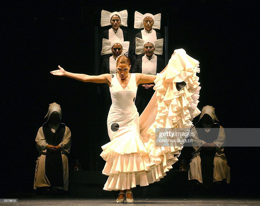 flamenco dancer lalo tejada performs dur pictures getty images
