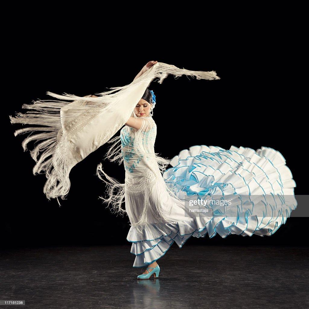 flamenco dancer : Stock Photo