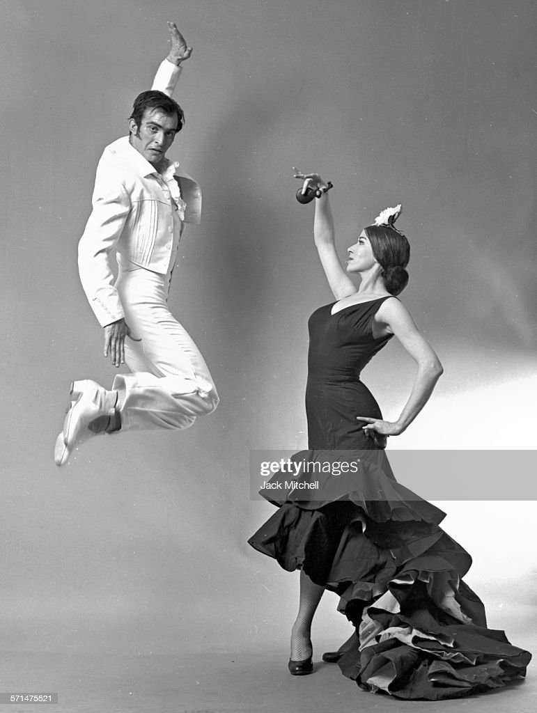 maria alba dance company pictures getty images