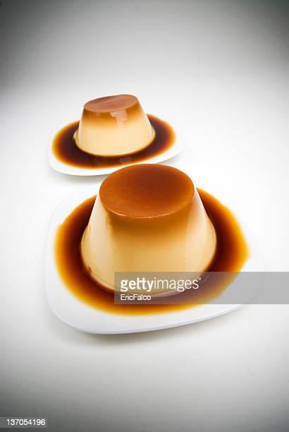 Flan (Crème caramel)