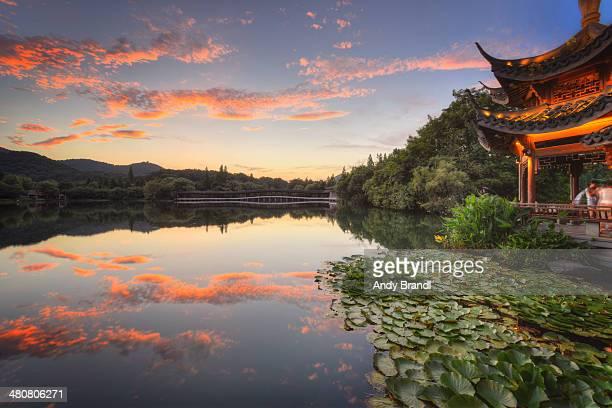Flashy Sunset (Hangzhou)