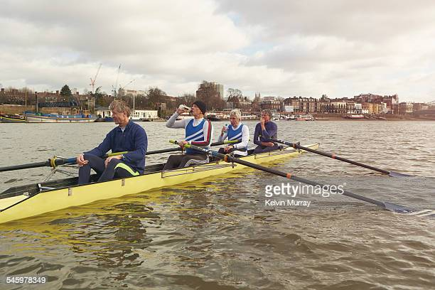 Flat Age Rowing