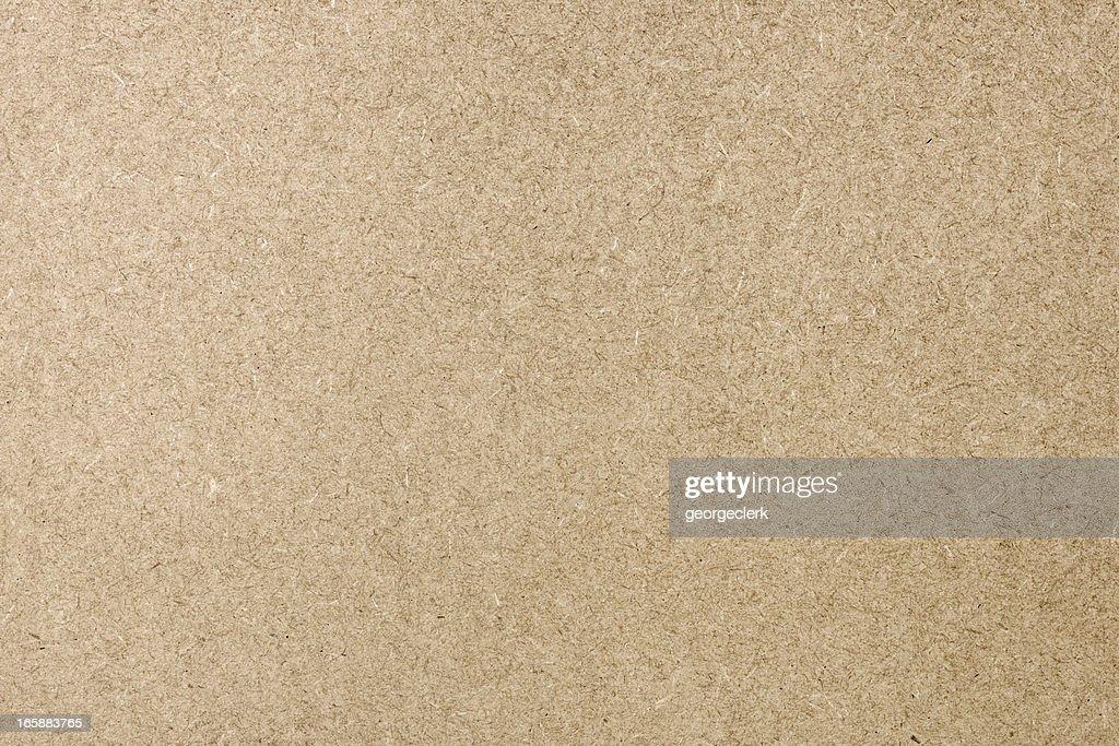 Flat Cardboard Background Texture