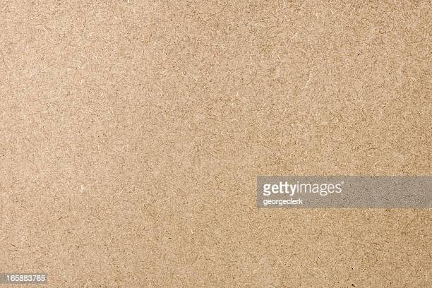 Flat Cardboard Background Texture