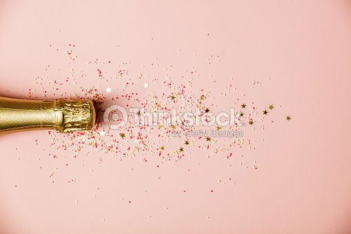 Flat lay of Celebration : Foto stock