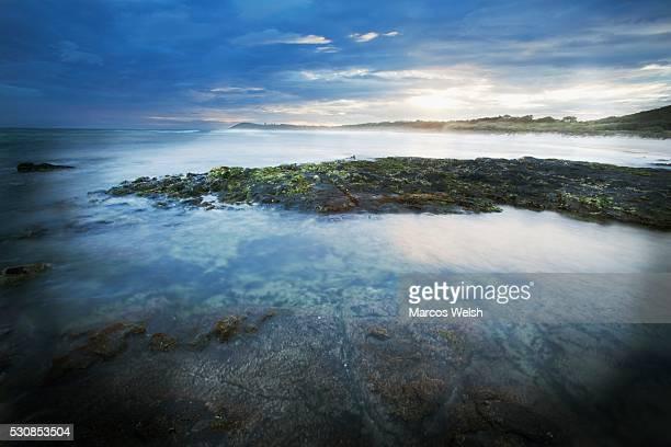 Flat rock, ballina, new south wales, australia