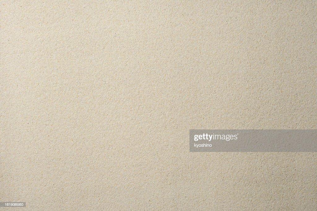 Flat sand texture background