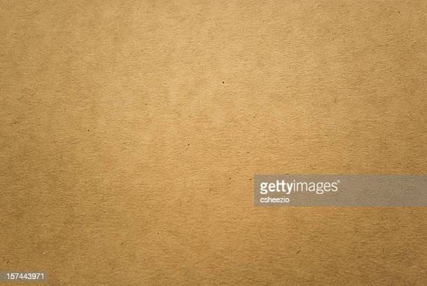 A flat sheet of cardboard for various purposes