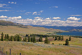 A small rural village of Elmo, Montana sits on the edge of the Flathead Lake on the Flathead Indian Reservation