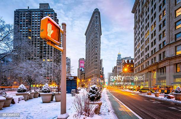 Flatiron Building, New York City, New York, USA