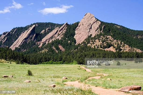 Flatirons in the Foothills