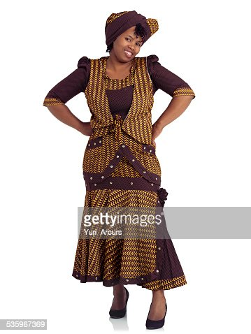 Flaunt your african beauty! : Stock Photo