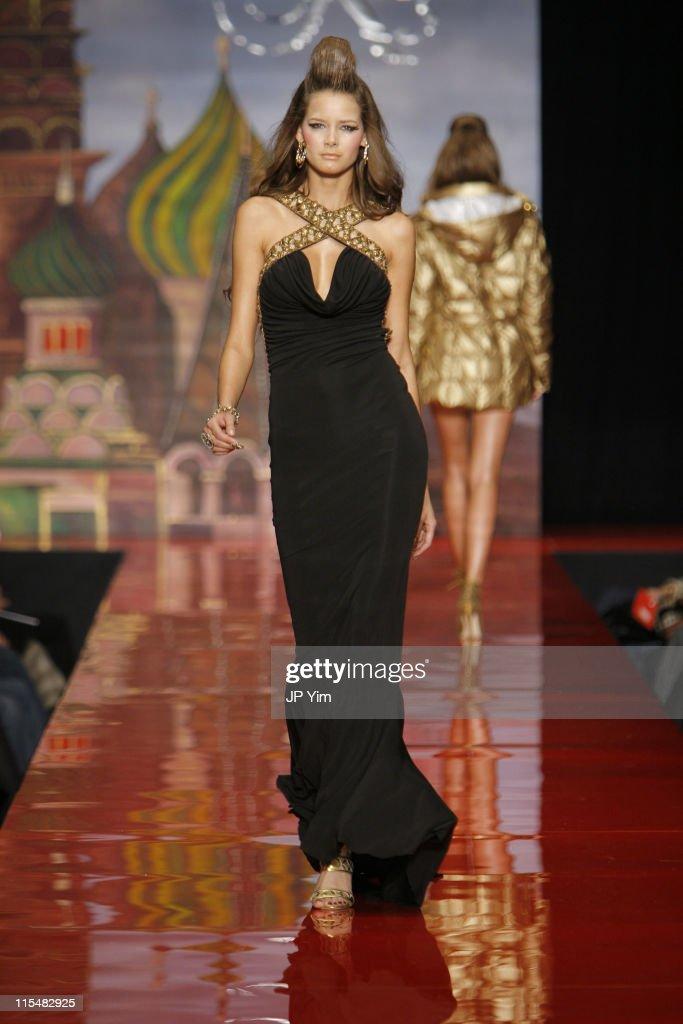 Mercedes-Benz Fashion Week Fall 2007 - Baby Phat by Kimora Lee Simmons & KLS -