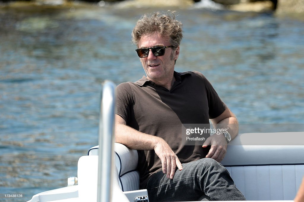 Flavio Cattaneo is seen at the 2013 Ischia Global Fest on July 14, 2013 in Ischia, Italy.