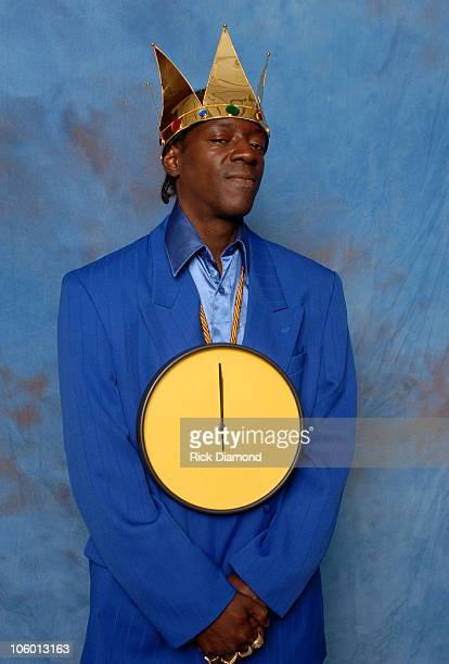 Flavor Flav during Billboard R B / Hip Hop Conference Day 3 at Renaissance Waverly Hotel in Atlanta Georgia United States
