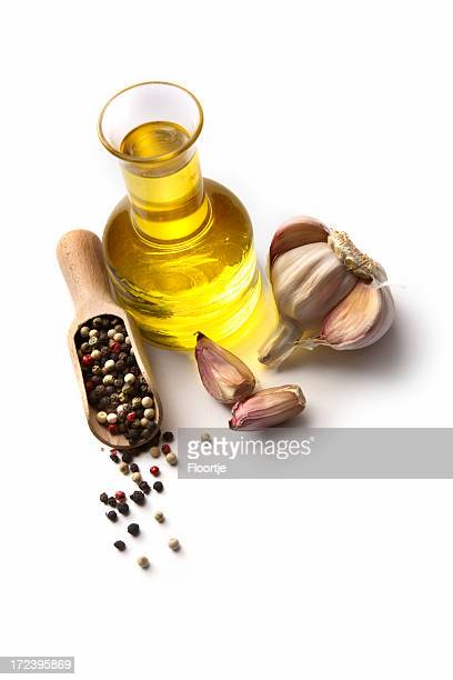 Flavouring: Olive Oil, Garlic and Pepper