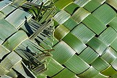 Flax Kete Background