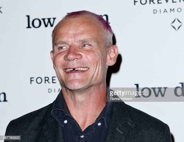 Flea attends the 'Lowdown' Los Angeles premiere at ArcLight Hollywood on October 23 2014 in Hollywood California