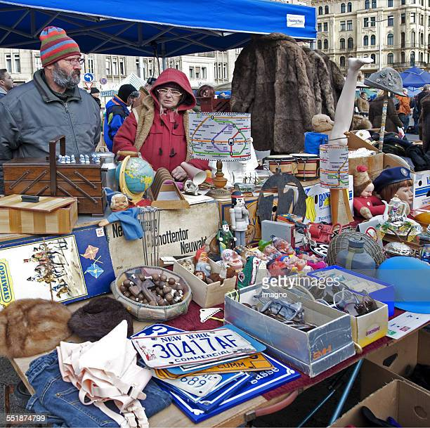 Flea Market at Naschmarkt Vienna 2013 Photograph by Gerhard Trumler