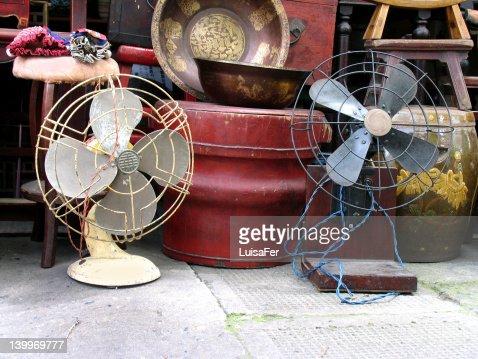 Flea Market : Stock Photo