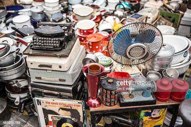 Flea market, Tel Aviv, Israel