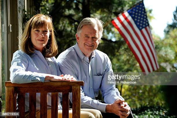 Fleet and Priscilla White were good friends with John and Patsy Ramsey and have been caught up in a media mess ever since JonBenet was killed...