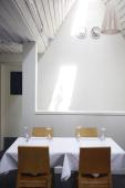 Fleet RoadUnited Kingdom Architect London Burd Haward Architects Bold Refurbishment Of North London Eaterie Osteria Emilia