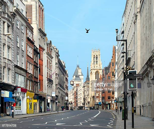Fleet Street Stock Photos And Pictures Getty Images