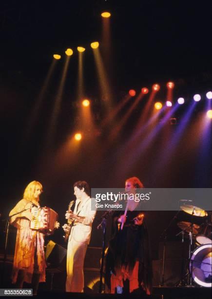 Fleetwood Mac Lindsey Buckingham Christine McVie Stevie Nicks Vorst Nationaal Brussels Belgium