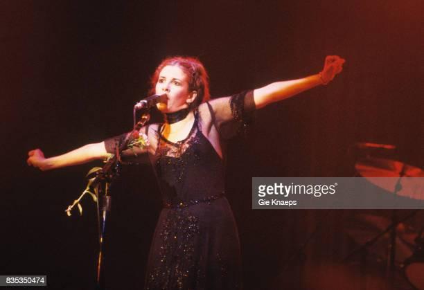 Fleetwood Mac Stevie Nicks Vorst Nationaal Brussels Belgium