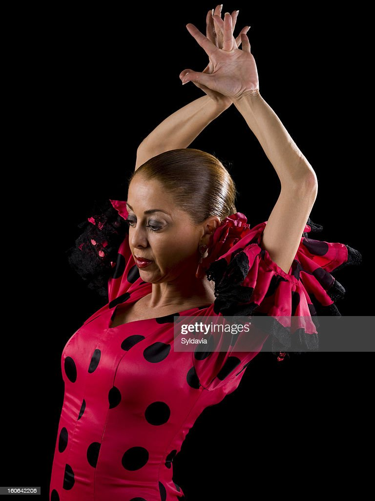 Flamenco : Stock Photo
