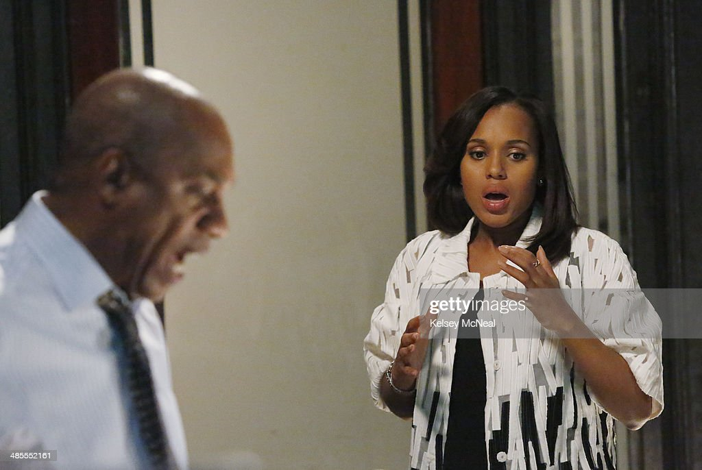 SCANDAL - 'Flesh and Blood' - A security breach calls for an all hands on deck situation at OPA. Fitz's re-election campaign becomes stalled and he considers going against Olivia's advice. Meanwhile, Adnan and Maya continue to plot their next move, on ABC's 'Scandal,' THURSDAY, APRIL 10 (10:00-11:00 p.m., ET) on the ABC Television Network.