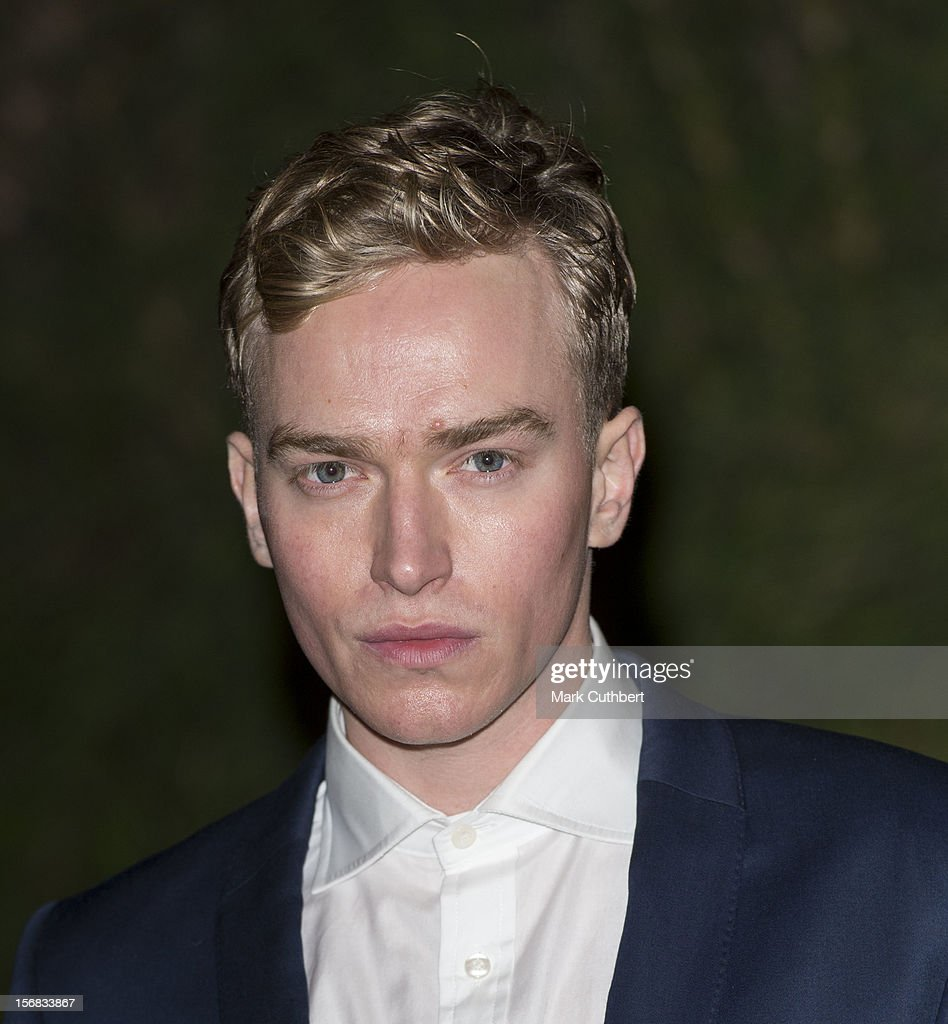 Fletcher Cowan attends the Zeitz Foundation and ZSL gala at London Zoo on November 22, 2012 in London, England.