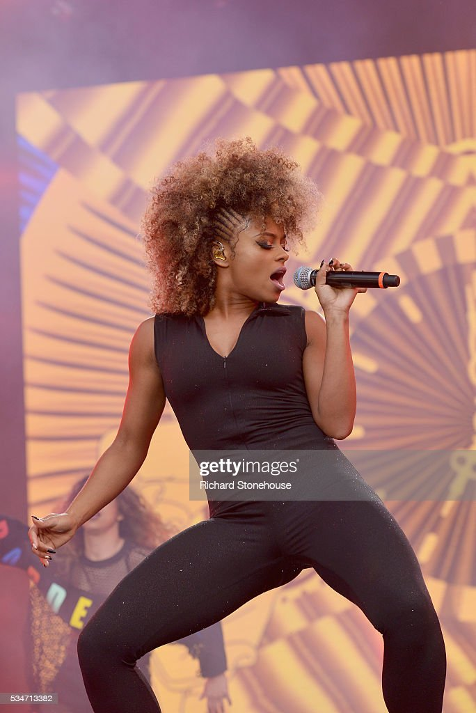 <a gi-track='captionPersonalityLinkClicked' href=/galleries/search?phrase=Fleur+East&family=editorial&specificpeople=13647630 ng-click='$event.stopPropagation()'>Fleur East</a> performs during 'MTV Crashes Coventry' at Ricoh Arena on May 27, 2016 in Coventry, England.