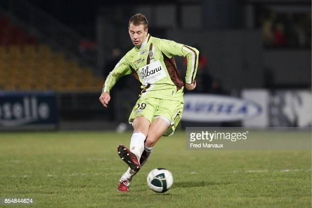 Fleurian LEJEUNE Metz / Istres 19e journee de Ligue 2