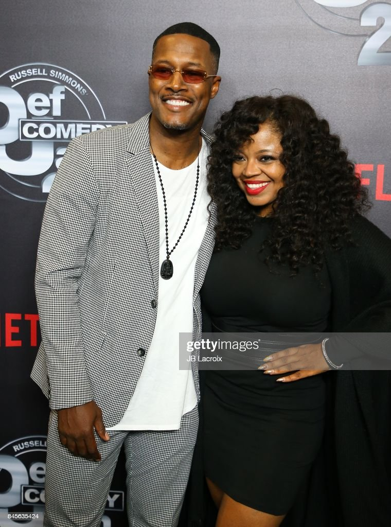 "Netflix Presents Russell Simmons' ""Def Comedy Jam 25"" Special Event - Arrivals"