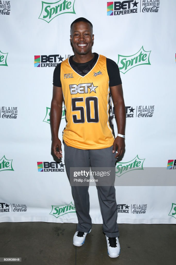 2017 BET Experience - Celebrity Basketball Game Presented By Sprite And State Farm - Backstage