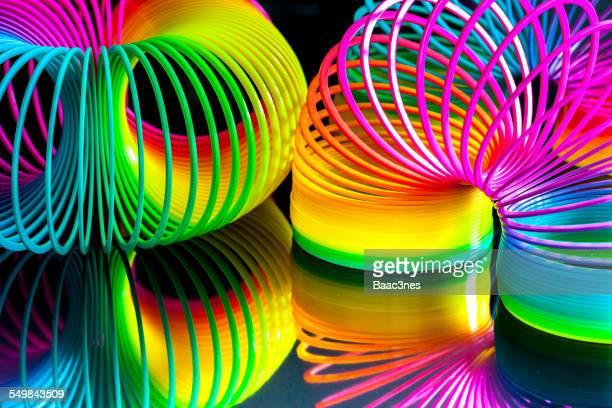 Flexibility - Slinky toy