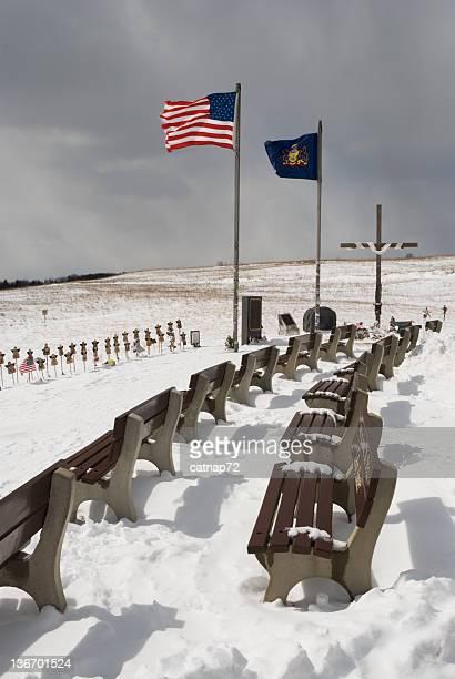 Flight 93 Memorial Shanksville, PA 911 Plane Crash Site