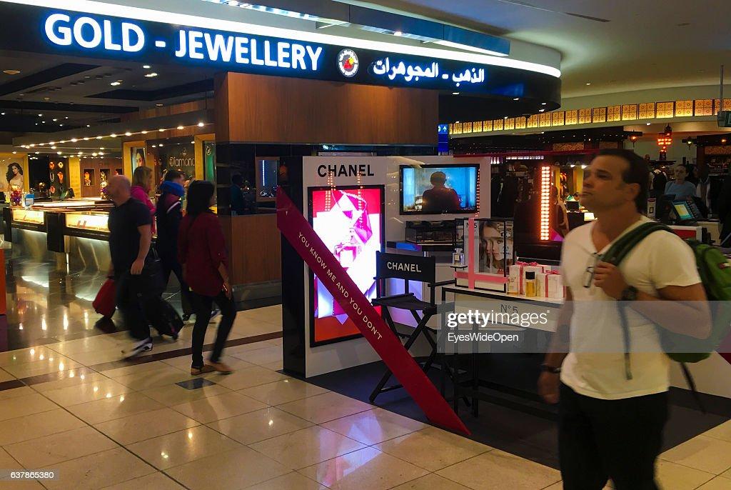Gold shop in dubai airport duty free