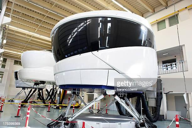 Flug-Simulatoren