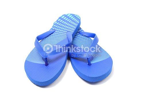 88882bf6cf5 Flip Flops Isolated Stock Photo
