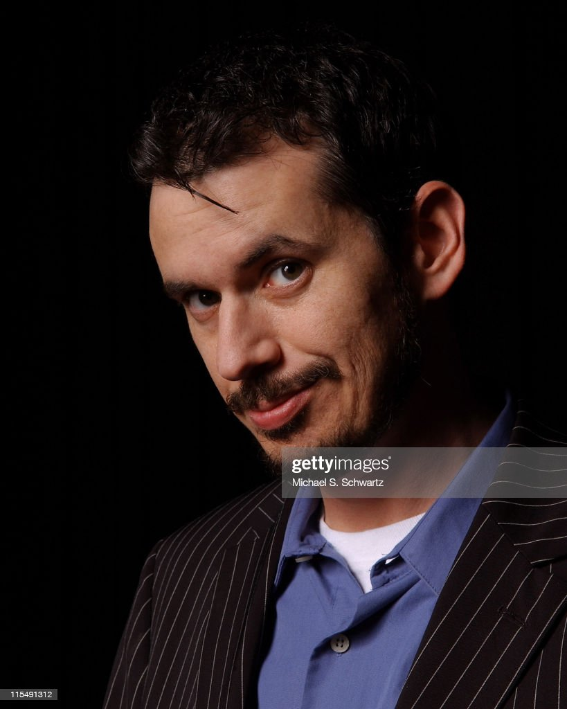 Flip Schultz poses at the Hollywood Improv on February 28 2008 in Hollywood California