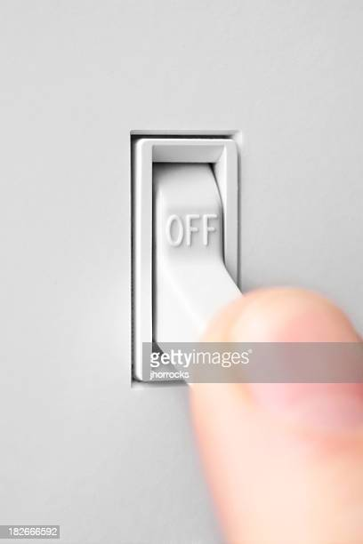Flipping the Switch - OFF