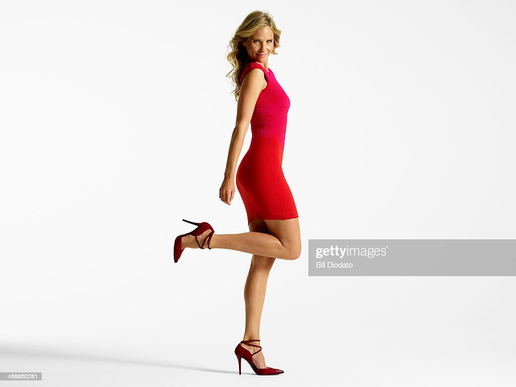 Red dress campaign one