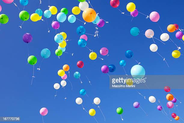 Fliying Balloons