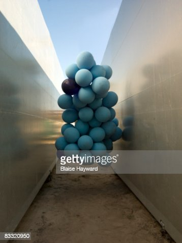 Floating Balloons