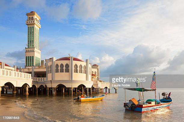 Floating Mosque, Georgetown, Penang, Malaysia