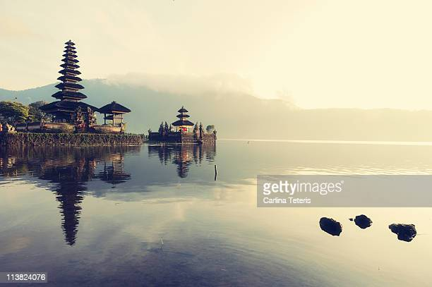 Floating temple, Bali
