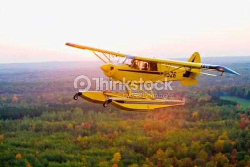 Floatplane : Stock Photo